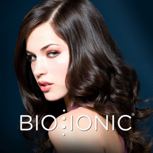 bio ionic hair salon
